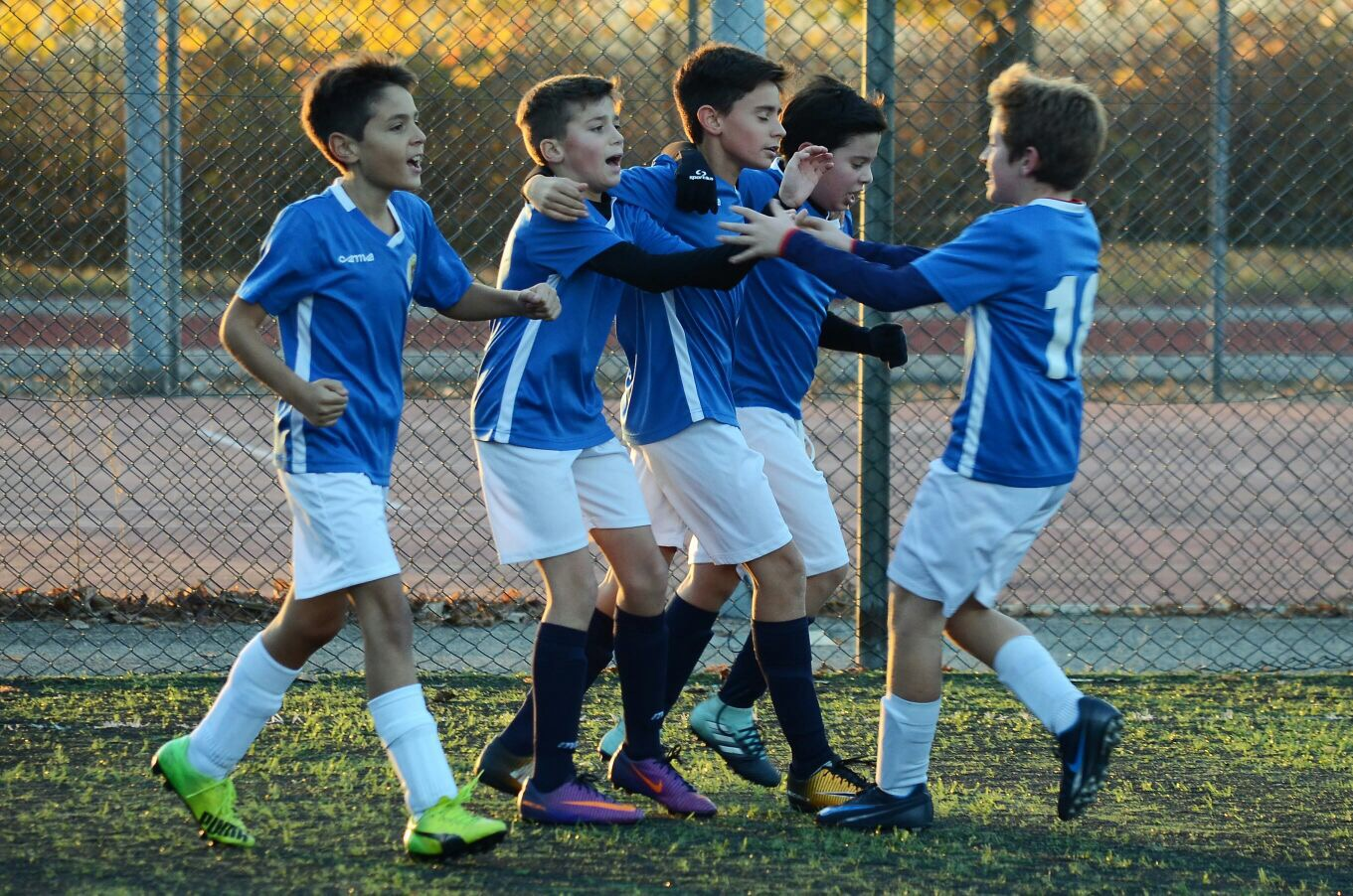 Calcio don Bosco M2W Sport Borgomanero