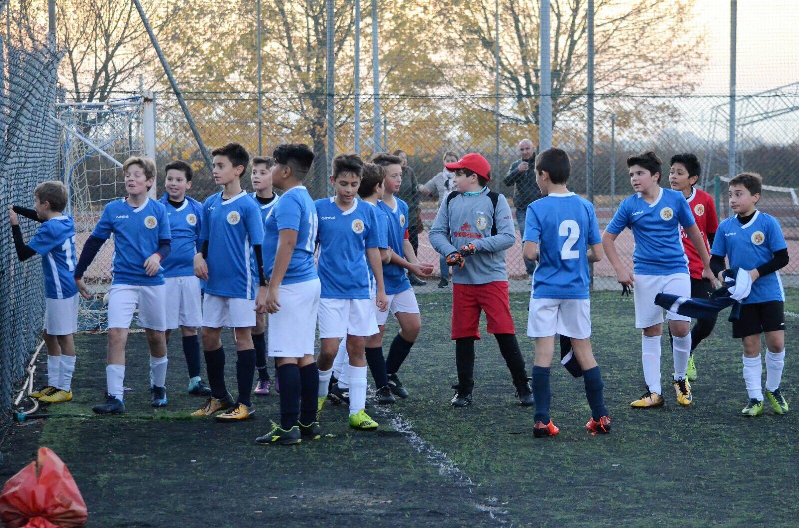 Calcio maschile 1