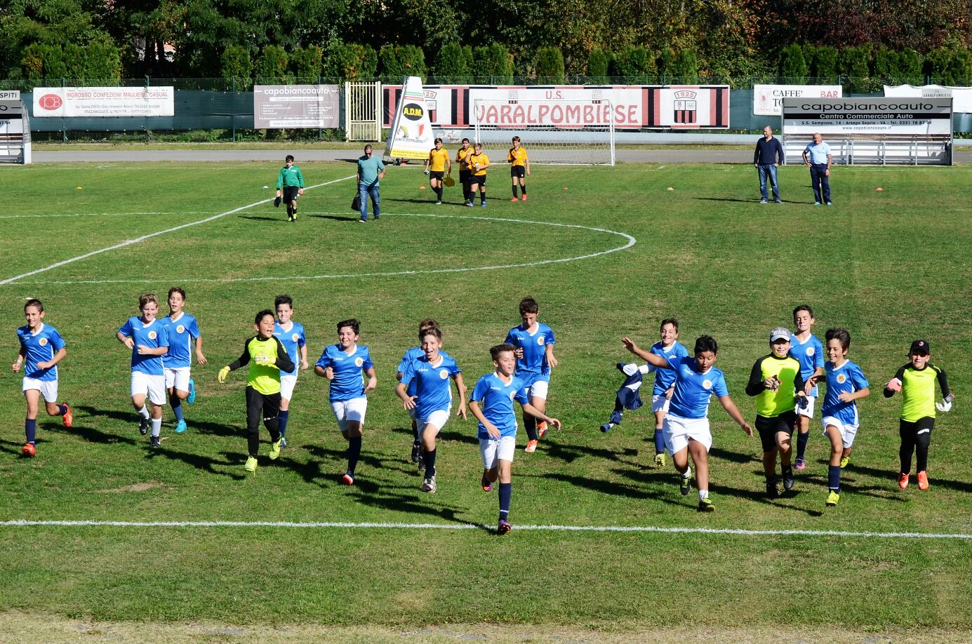 Calcio maschile 2