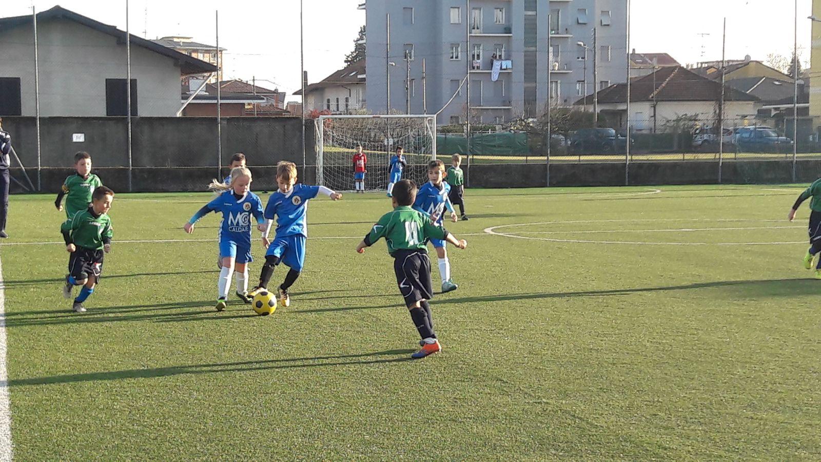 Calcio maschile 4