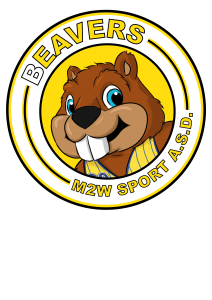 LOGO TONDO BIANCO M2W Sport BORGOMANERO