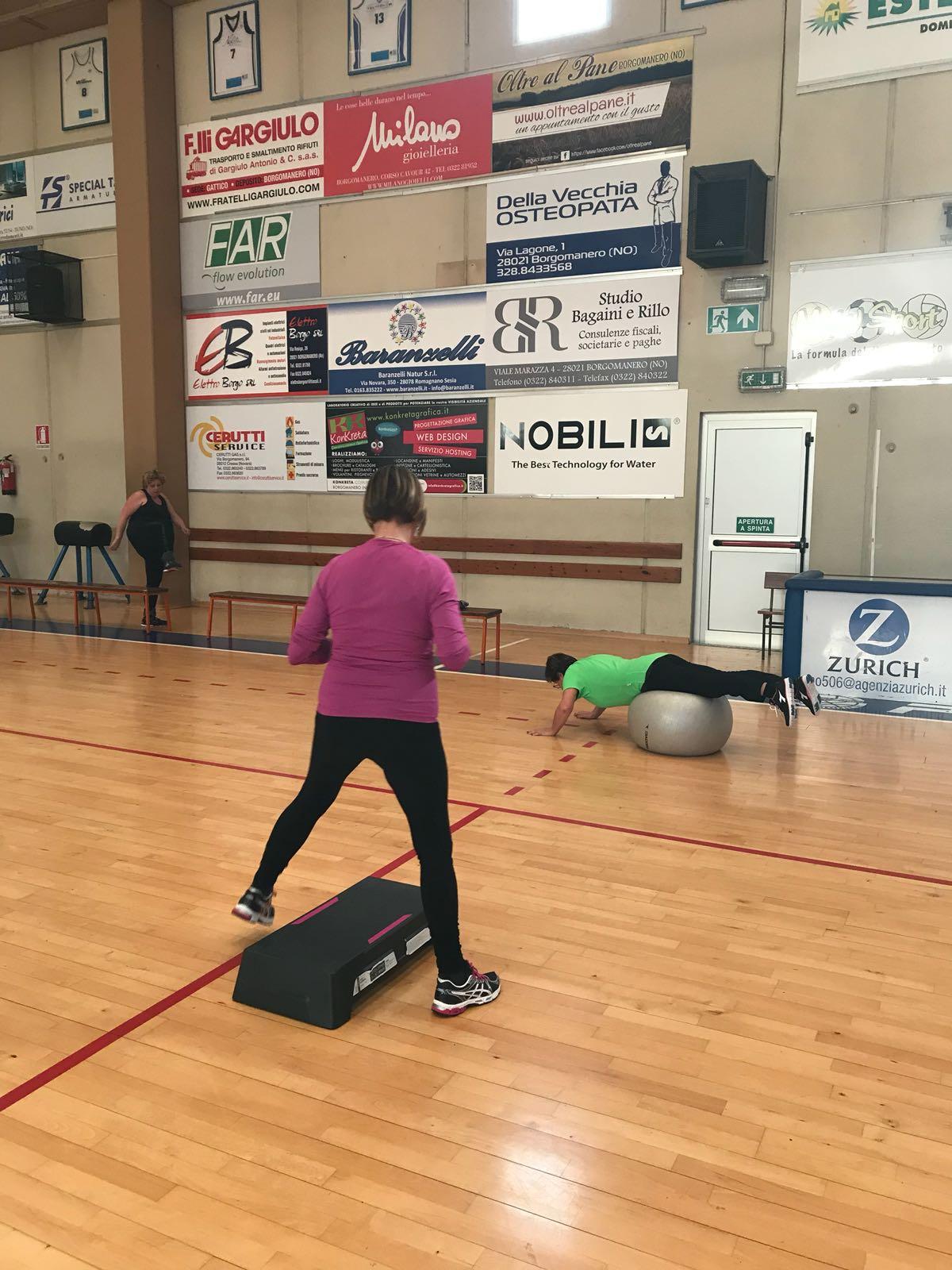 Personal training m2w 6