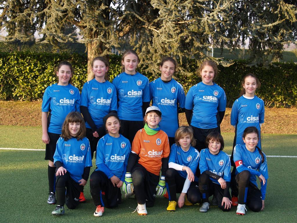Albinoleffe 20 gennaio Under 11